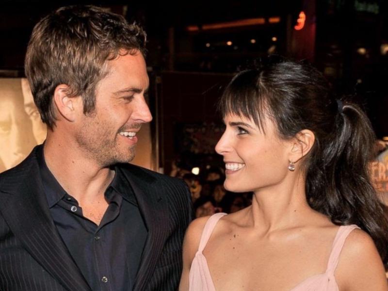 Jordana Brewster reveals she had a crush on Paul Walker