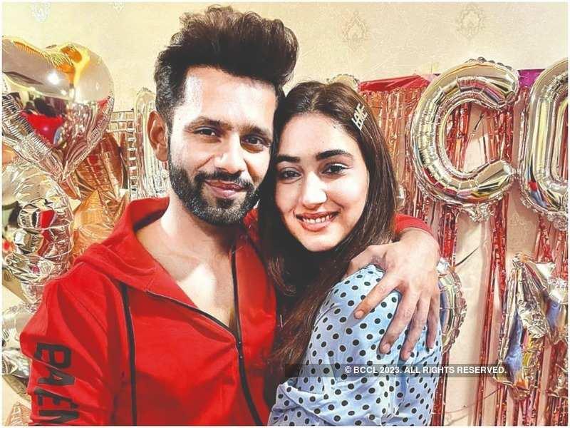Rahul Vaidya and Disha Parmar (Prathamesh Bandekar)