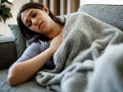 Should you get COVID vaccine when you are sick?