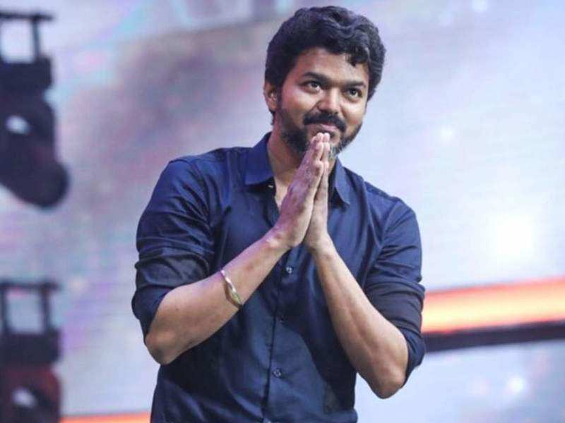 #Thalapathy65 first look at 6pm tomorrow