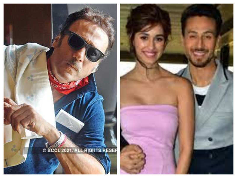 Here's what Jackie Shroff has to say about Tiger Shroff and Disha Patani's rumoured relationship