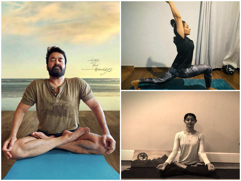 International Day for Yoga: M-Town celebs observe the day