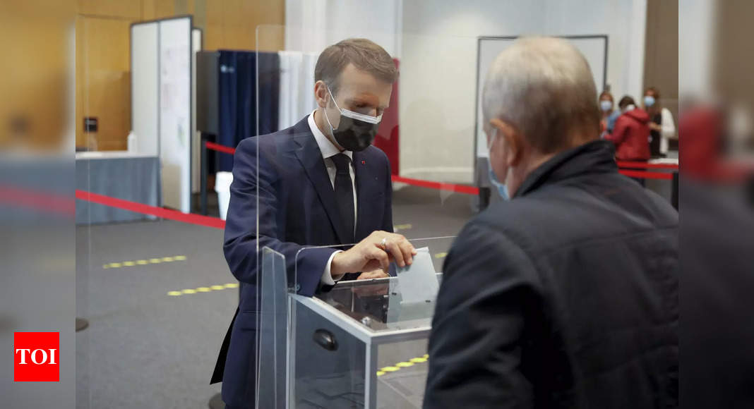 Explainer: Why do France's regional elections matter? thumbnail