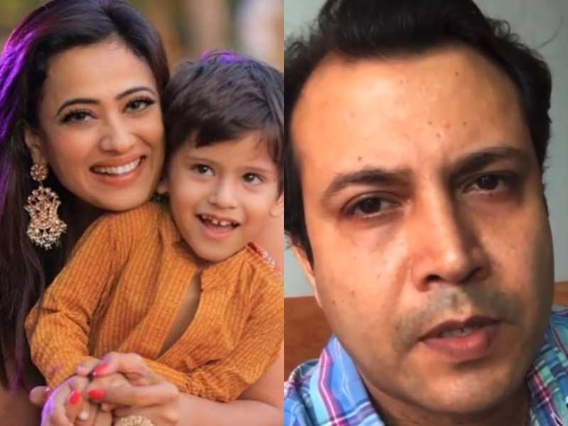Shweta Tiwari's estranged husband Abhinav Kohli blames her for keeping his son away from him even on Father's day; says he will continue to fight