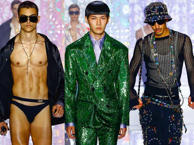 MFW: 5 hot trends from D&G show