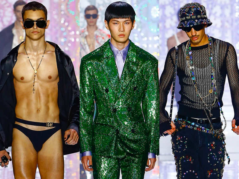 MFW: 5 hot trends from Dolce & Gabbana show