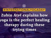 #InternationalYogaDay: Zubin Atré explains how yoga is the perfect healing therapy during these trying times