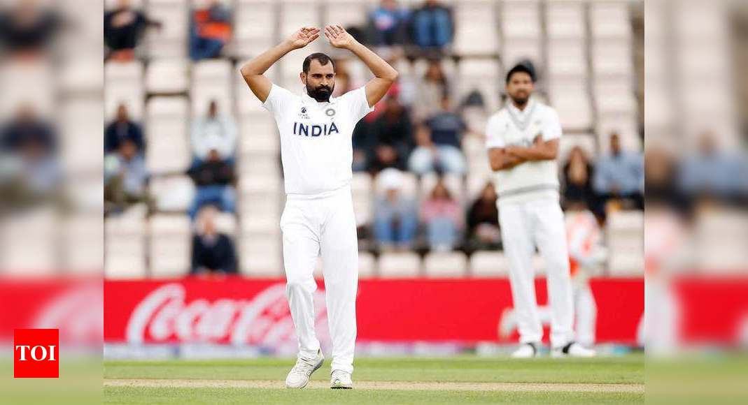 Lack of match practice hurting Indian pacers in WTC final: Simon Doull   Cricket News – Times of India