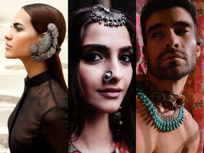 Silver glams up jewellery trends