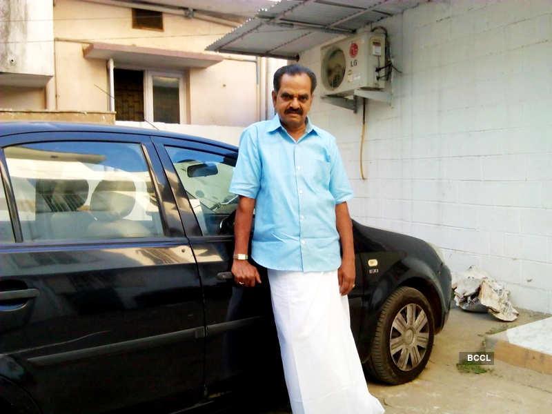 Actor and poet Amarasigamani Deivasigamani passes away due to cardiac arrest (Photo - Facebook)