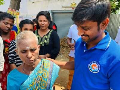 College lecturer plans to 'create a beggar free India'; rehabilitates over 6,000