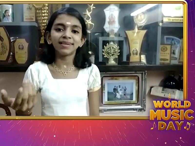 World Music Day: Sa Re Ga Ma Pa Keralam Li'l Champs kids team up for Anthakshari