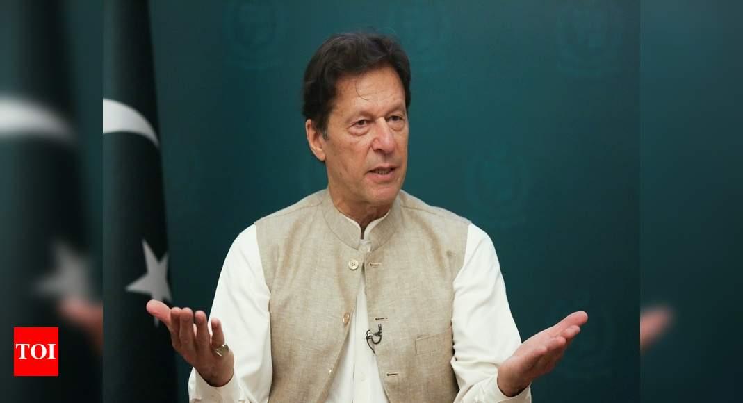 If you raise temptation...: Imran Khan's take on sexual violence