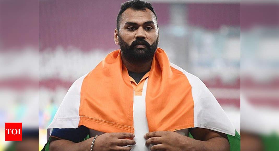 Indian GP: Shot-putter Tajinder Toor qualifies for Tokyo Olympics