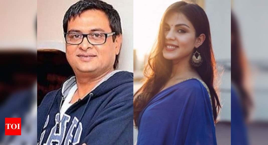Rumi Jaffery: Rhea has done fabulous work in 'Chehre' – Times of India