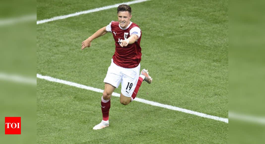 Euro 2020: Austria advance to last 16 with win over Ukraine