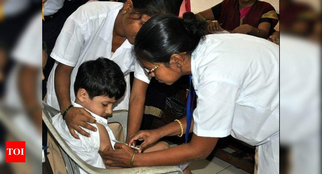 Measles vax effective in kids against Covid: Study