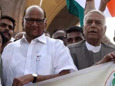 Sharad Pawar and Yashwant Sinha call to meet to present a united opposition | India News