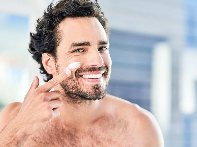 How men can take proper care of their skin