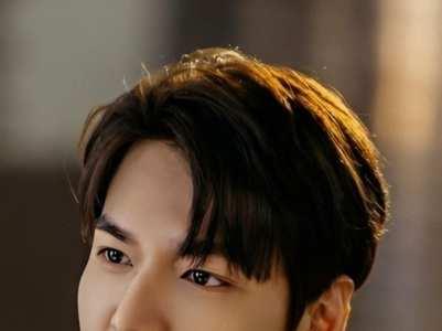 Adorable pics of birthday boy Lee Min Ho