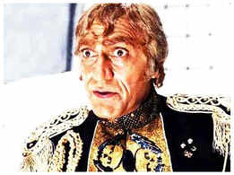 Did you know Amrish Puri wasn't the first choice for the role of 'Mogambo' in 'Mr India'?