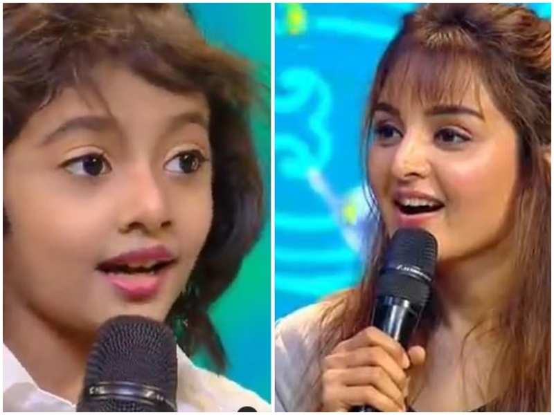 Watch: Top Singer's Meghna Sumesh shares a throwback video of her performance in front of actress Manju Warrier; says, 'so lucky'