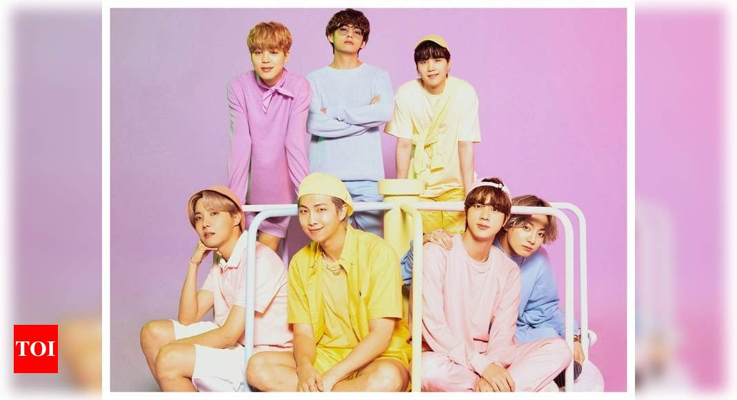 BTS' Butter extends hold over number 1 spot on Billboard's HOT 100 music charts for fourth consecutive week – Times of India
