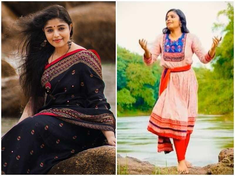 Chembarathi actress Amala Gireesan flaunts her dancing talent; watch