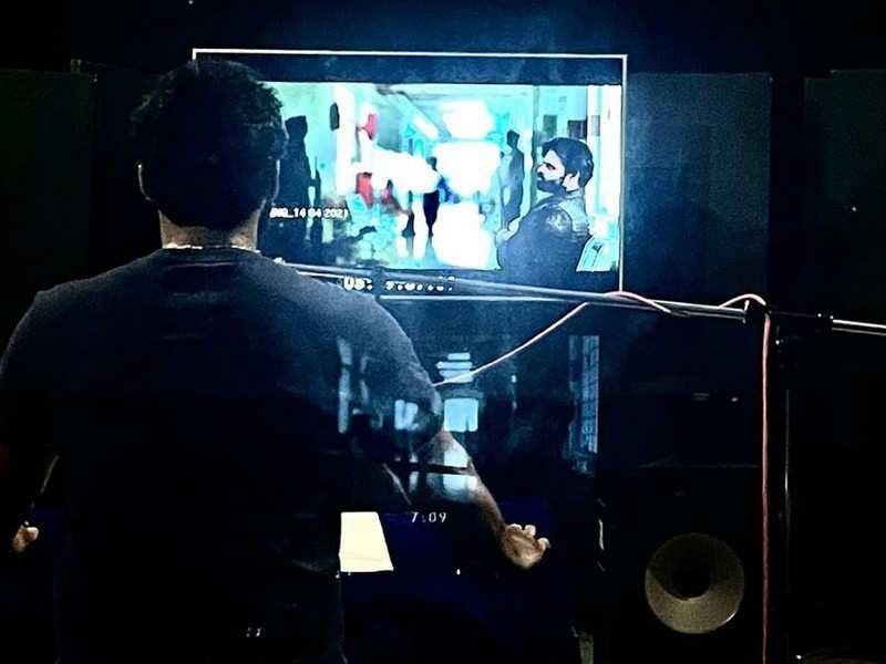 Sai Dharam Tej commences dubbing for Deva Katta's Republic