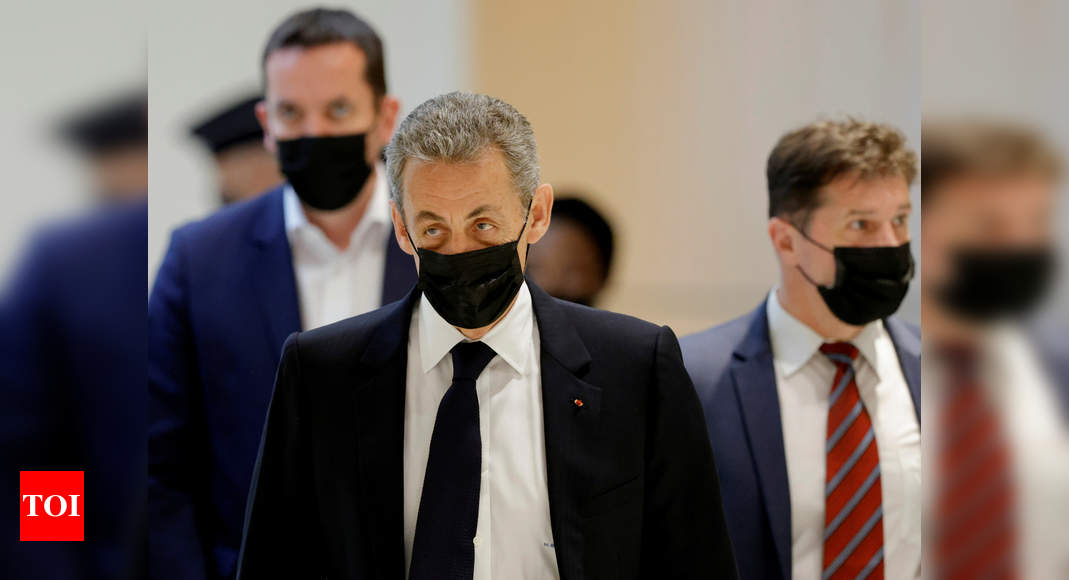 France's Nicolas Sarkozy faces jail time in campaign finance trial