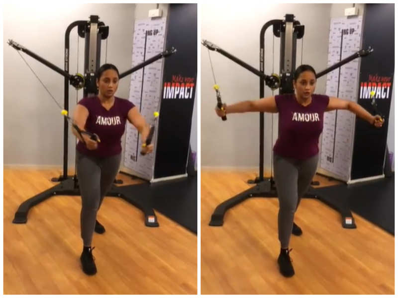 Rani Chatterjee's workout video is an inspiration for all of us