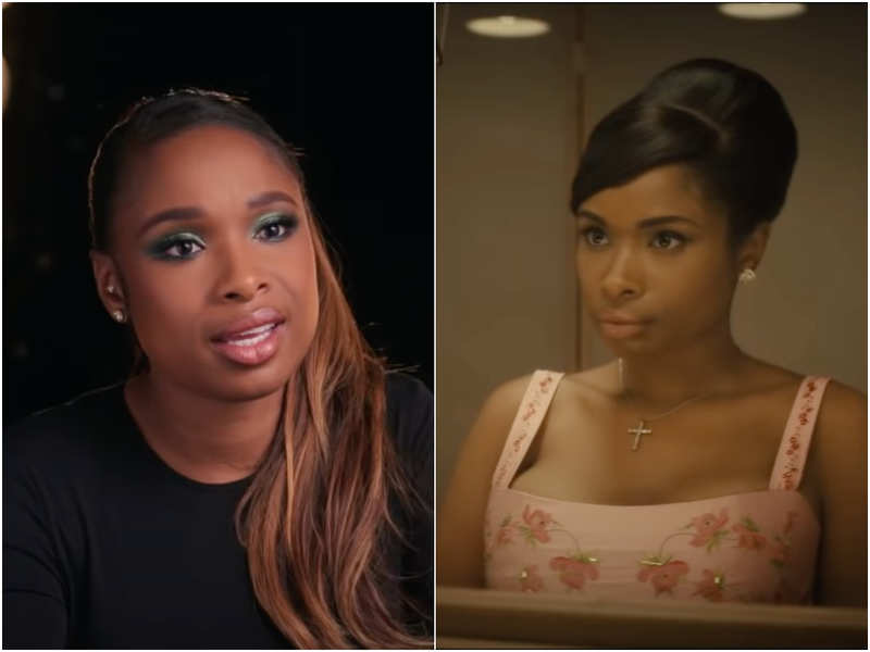 Jennifer Hudson dazzles as Aretha Franklin in the much-awaited musical extravaganza 'Respect'