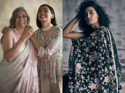 Embroidered treasures of Parsi saris