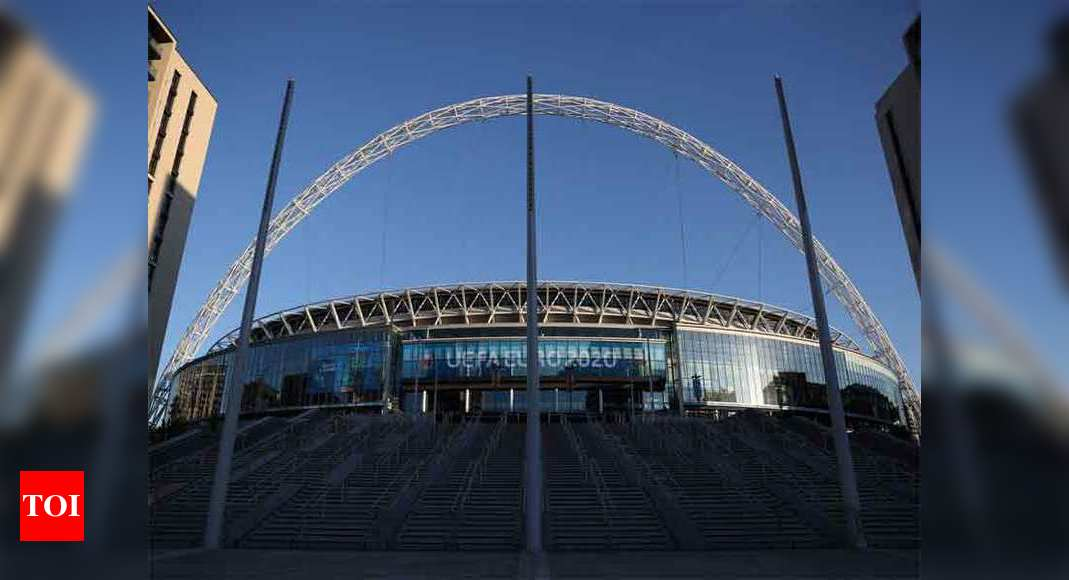 Wembley to have crowd of 60,000 for Euro semis and final: UK govt