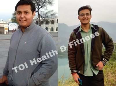 """""""I limited sugar, wheat and rice to lose 30 kgs"""""""