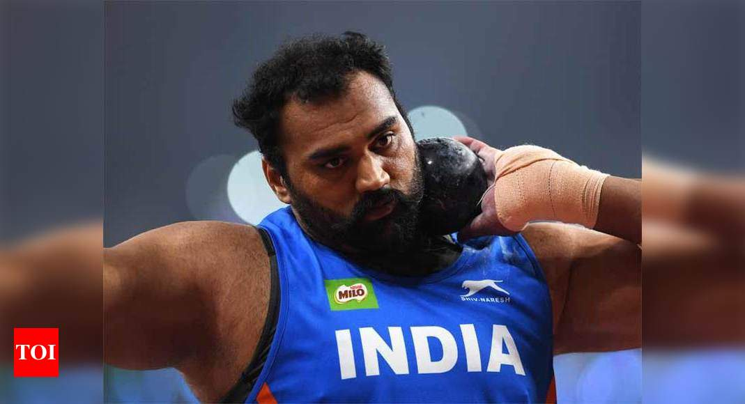 Will work hard to give my best during Tokyo Olympics: Tajinder Toor