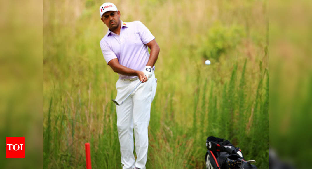 Anirban Lahiri qualifies for Tokyo Olympics