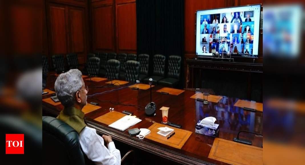 Durable peace in Afghanistan requires genuine 'double peace': Jaishankar