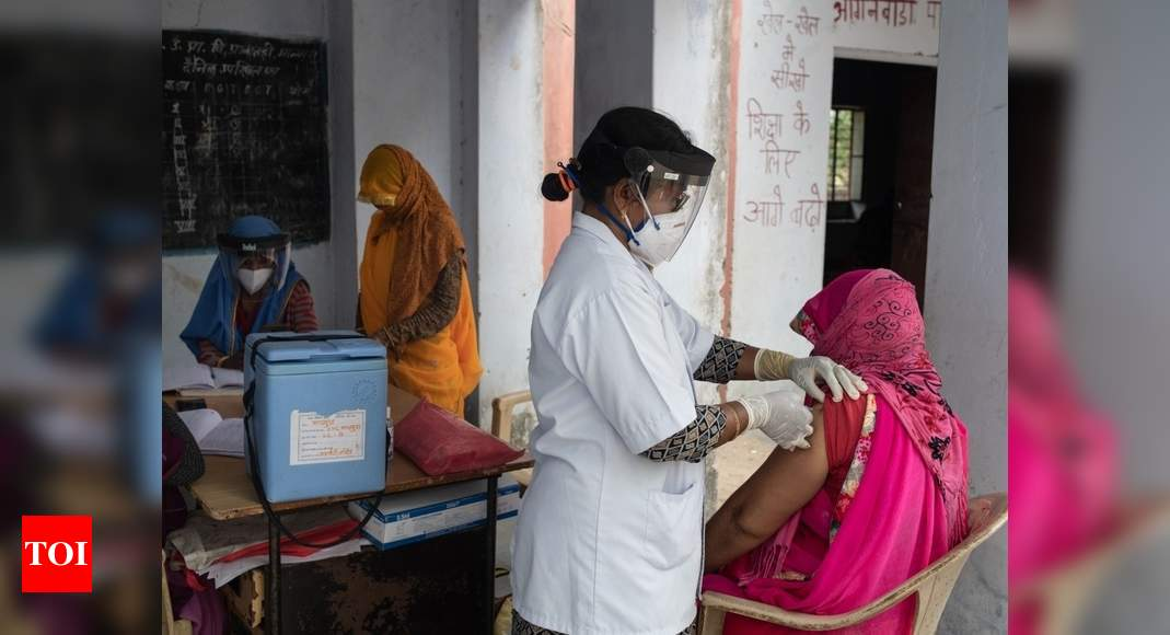 Rural areas administered more doses than urban in record vaccination on June 21: Government