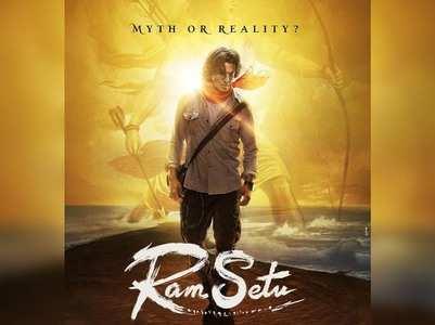 Akshay to begin 'Ram Setu' shoot in September