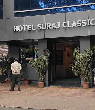 ₹63k worth items stolen from hotel