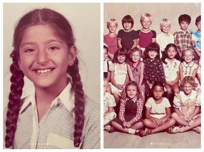 Navya stunned by Maheep's childhood pics