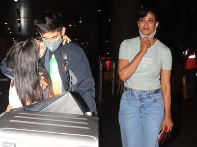 KKK11: Divya welcomes bf Varun with a kiss