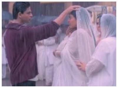 SRK's scene from K3G triggers meme fest