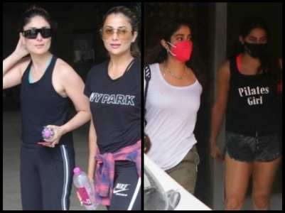 B-town celebs who workout together