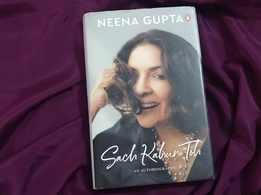 Micro review: 'Sach Kahun Toh' by Neena Gupta