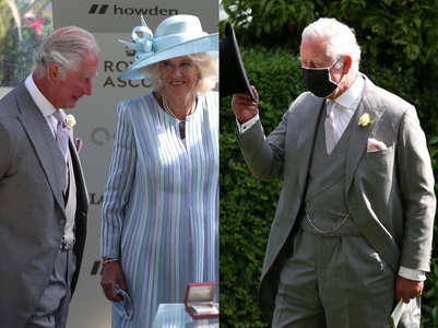 Prince Charles just wore a 30-year-old suit