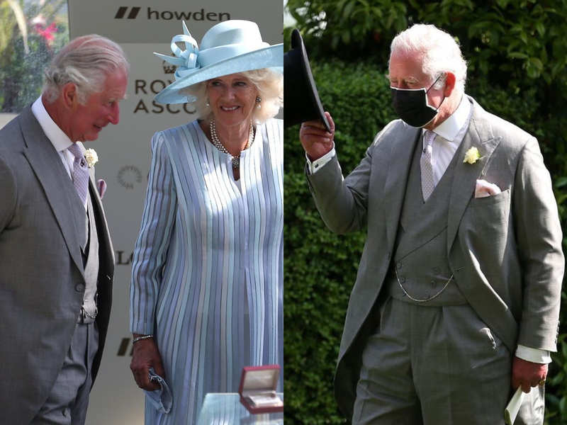 Prince Charles just wore a 30-year-old suit and it's a lesson on sustainable fashion