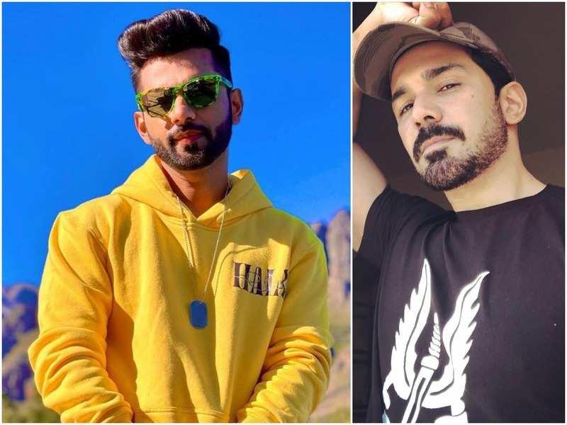 Rahul Vaidya and Abhinav Shukla (Instagram)