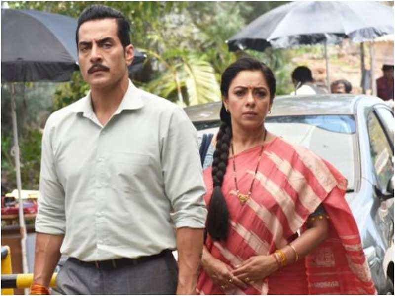 Sudhanshu Pandey and Rupali Ganguly
